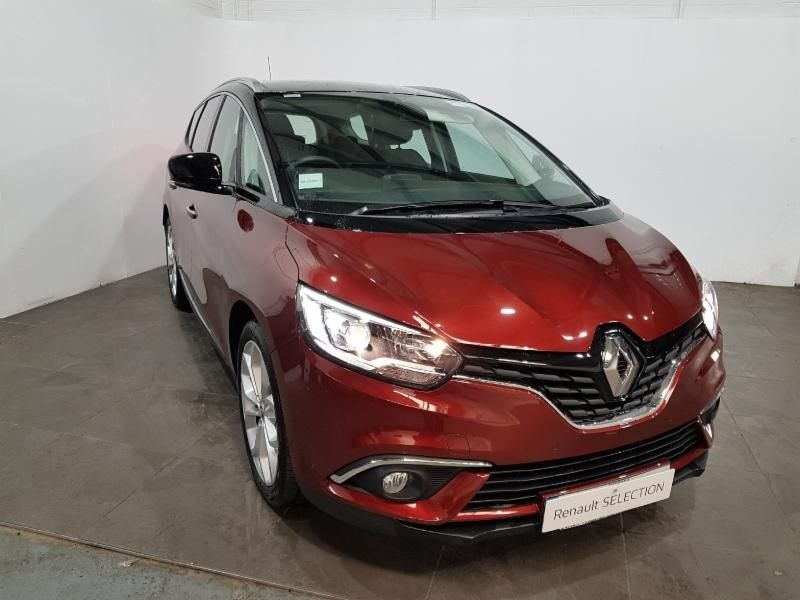 Renault Grand Scenic ICONIC BLUE DCI 1