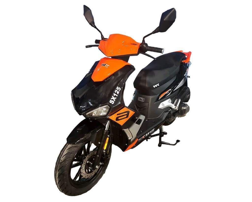 WK Bikes SX 125