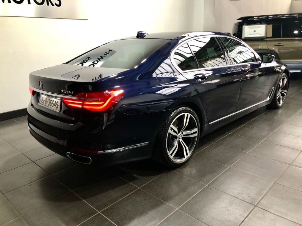 Used BMW 7 Series 730d Low Miles High Spec  Automatic (2016 (161))