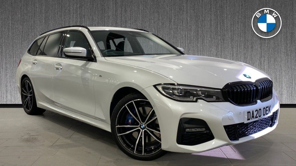 Image 1 - BMW 2.0 330i M Sport Touring Auto (s/s) 5dr (DA20OEK)