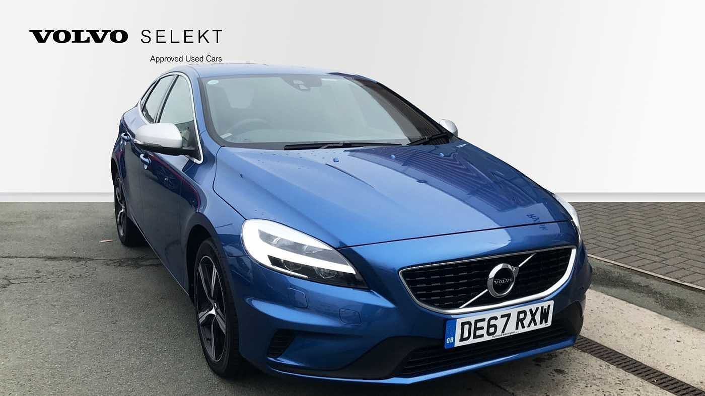 Volvo V40 2.0 T2 R-Design Nav Plus 5-Door Hatchback