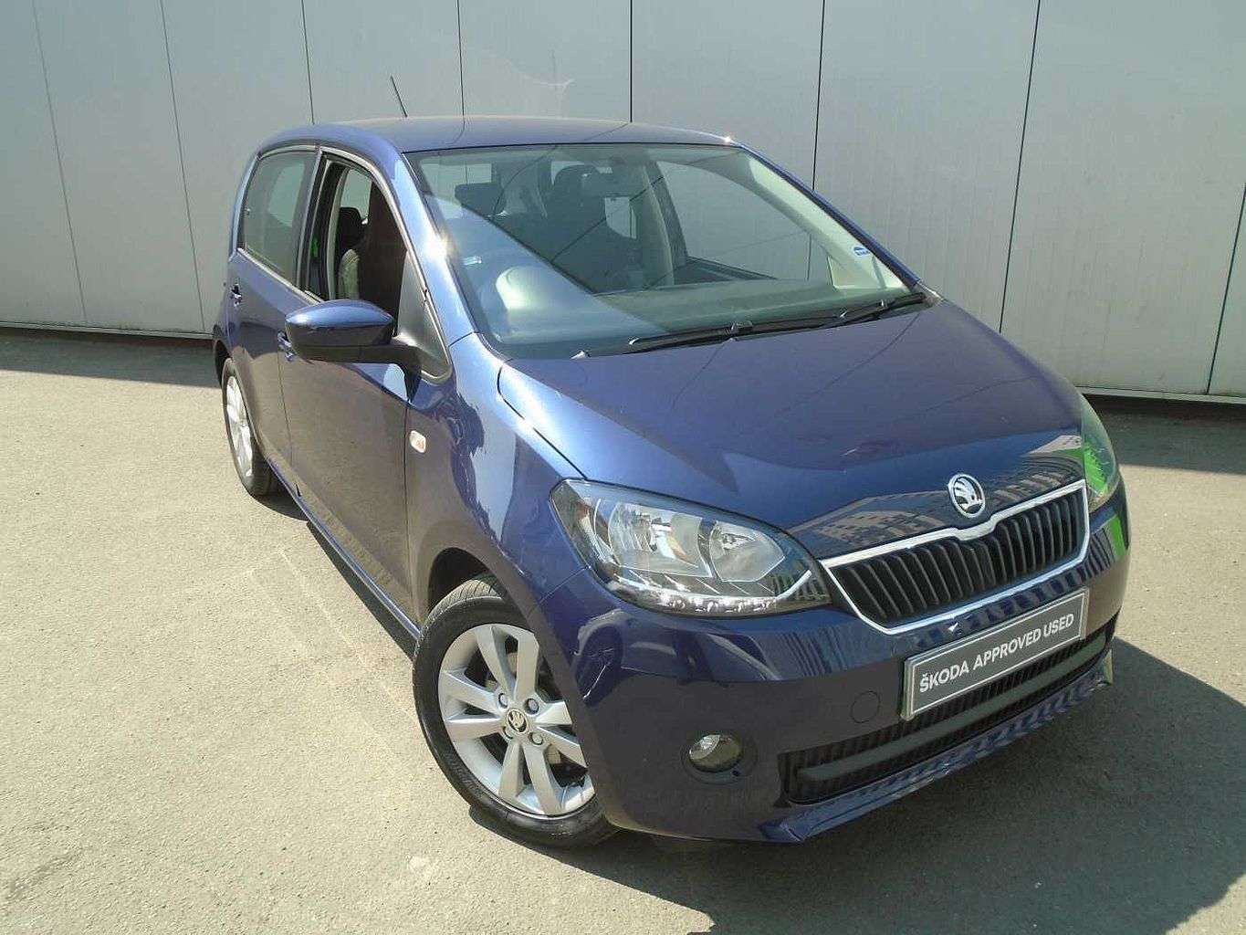 ŠKODA Citigo 1.0 MPI (75PS) SE L GreenTech Hatchback 3Dr