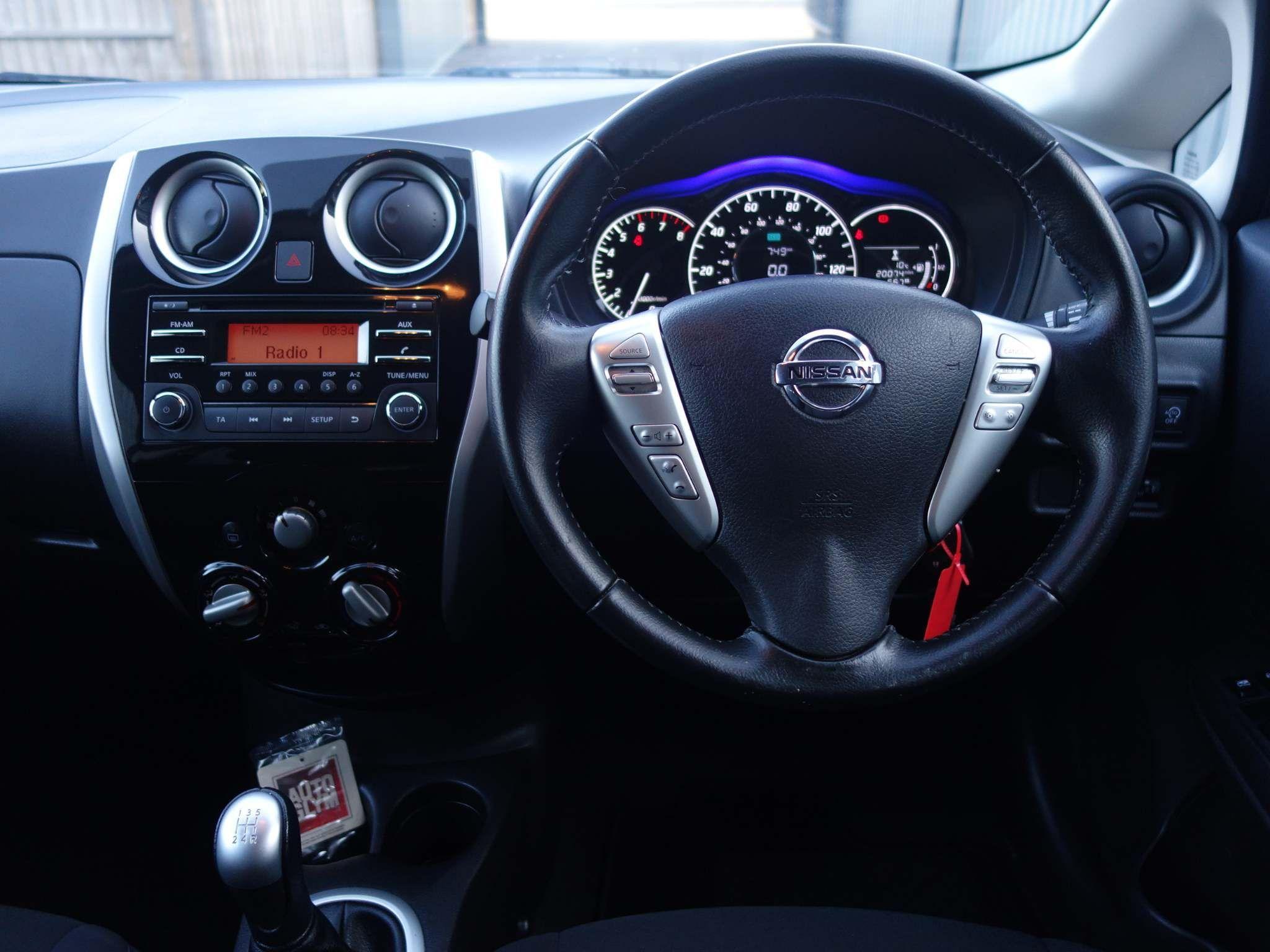 Nissan Note 1.2 Acenta 5dr – WF66WBE