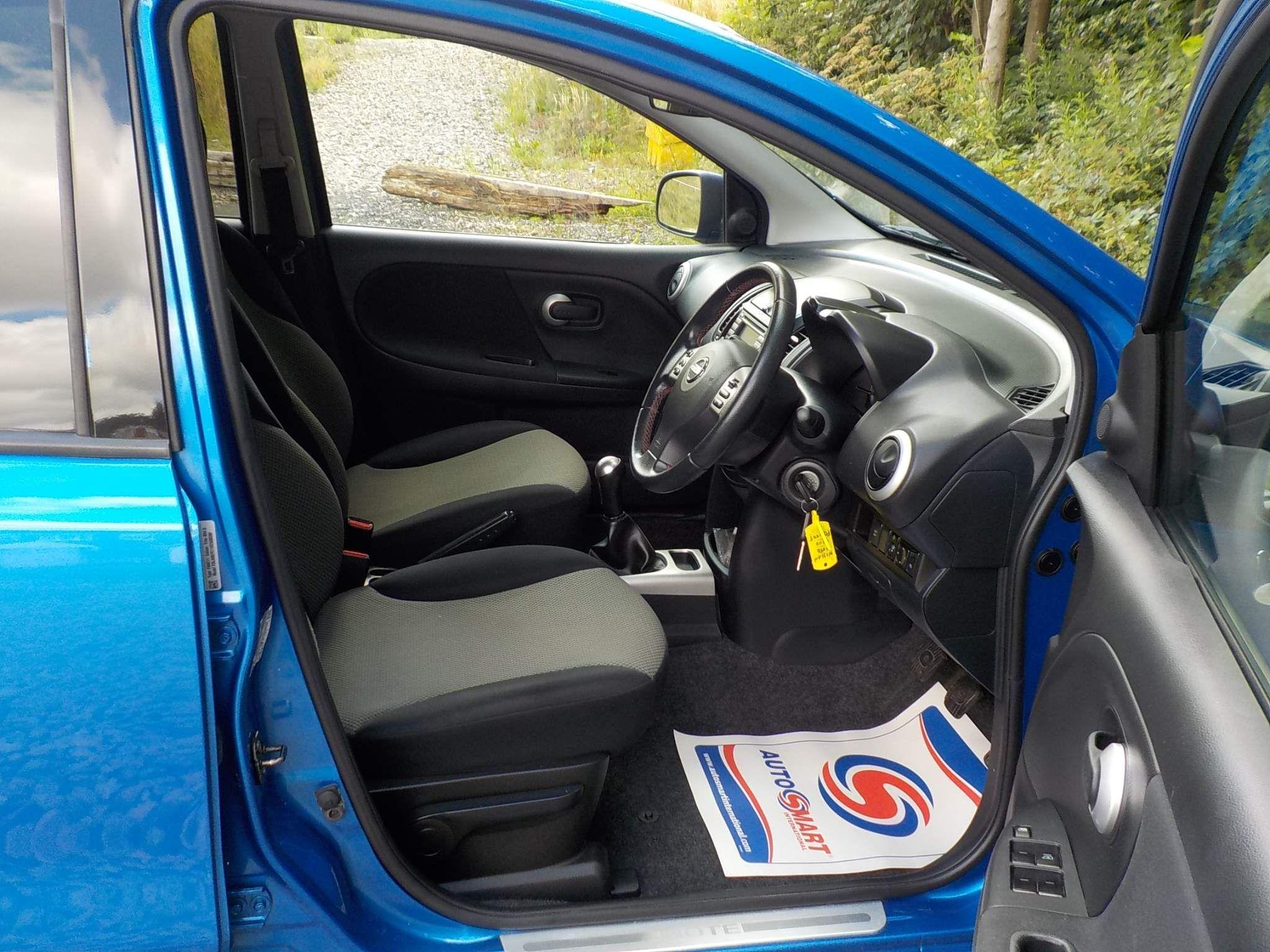 Nissan Note 1.4 16V n-tec 5dr