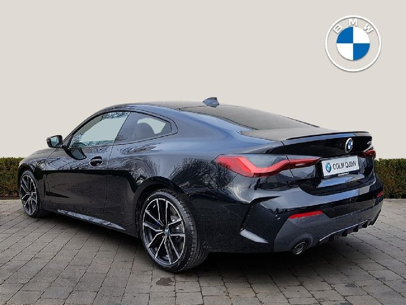 Used BMW 4 Series 420d Coupe M Sport (2021 (211))