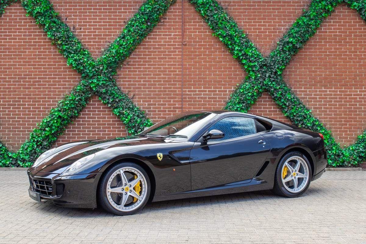 Black Ferrari 599 Used Cars For Sale Autotrader Uk