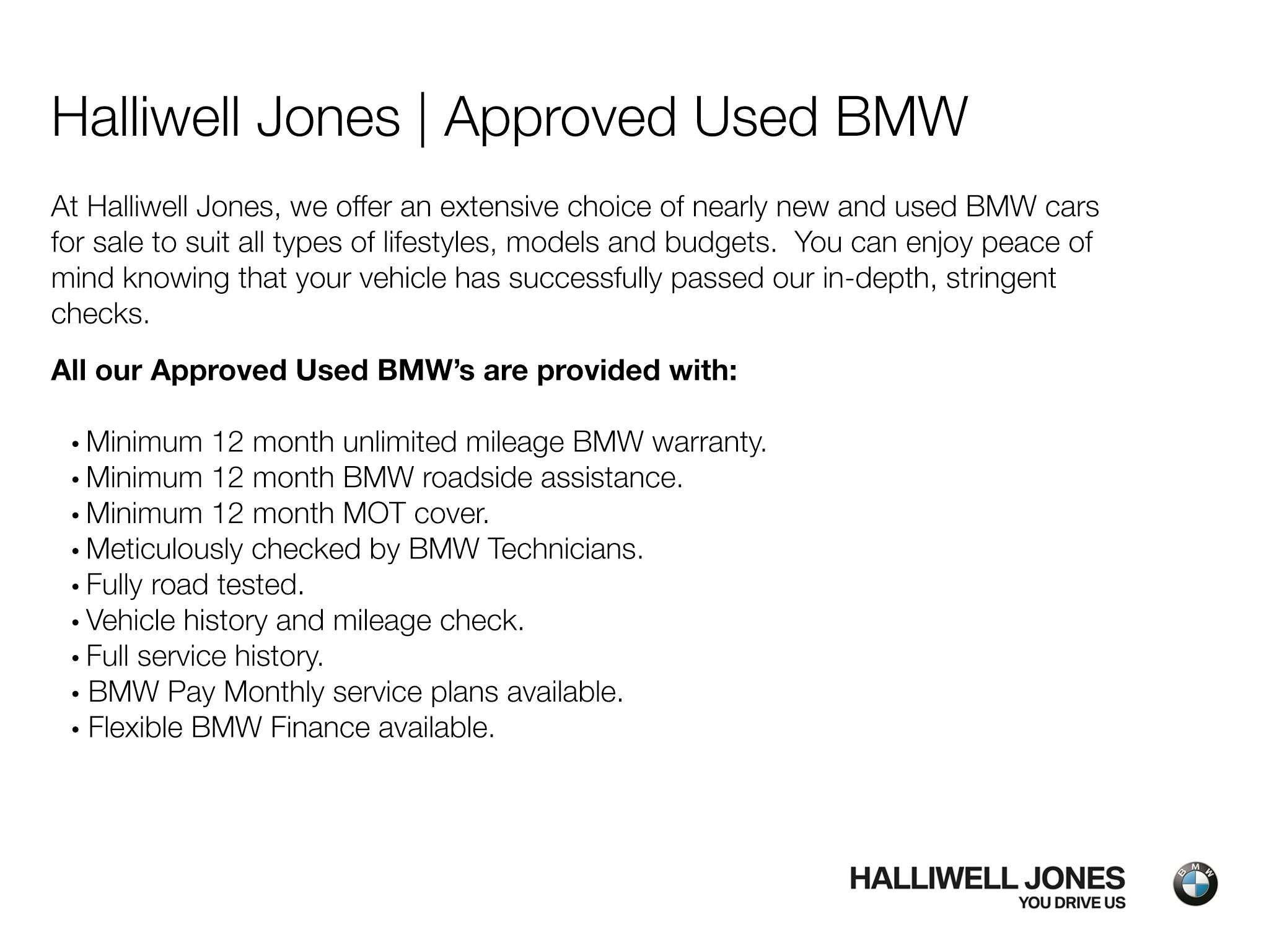 Image 2 - BMW sDrive18i SE (FM18WFV)