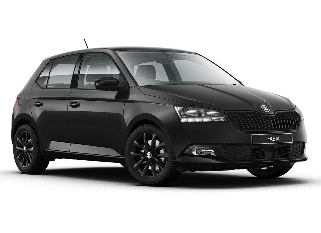 Black Skoda Fabia Used Cars For Sale Autotrader Uk