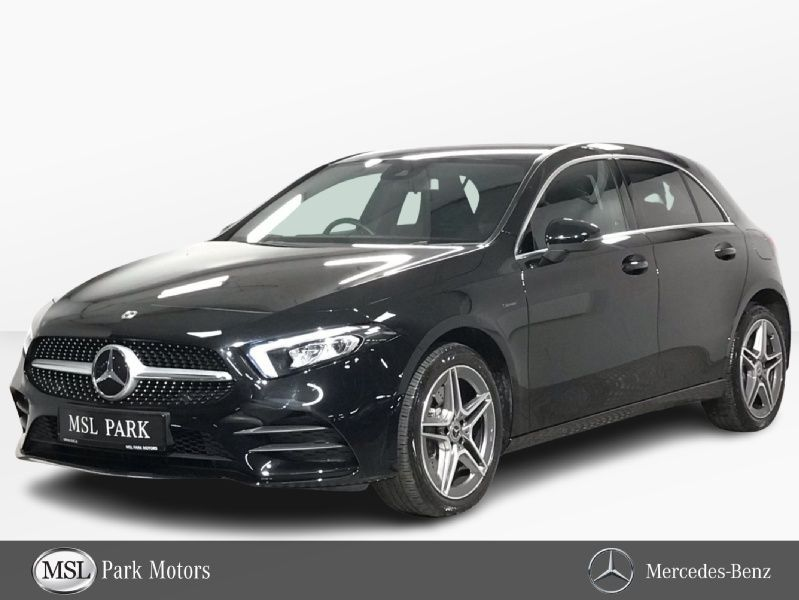 Mercedes-Benz A-Class 250e AMG Line PHEV - 18 Inch Alloys - Reversing Camera - Climate Control - Heated Seats - Cruise Control - Auto Lights/Wipers - Satellite Navigation