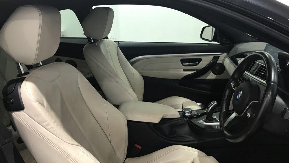 Image 11 - BMW 430d M Sport Coupe (YF67DLE)