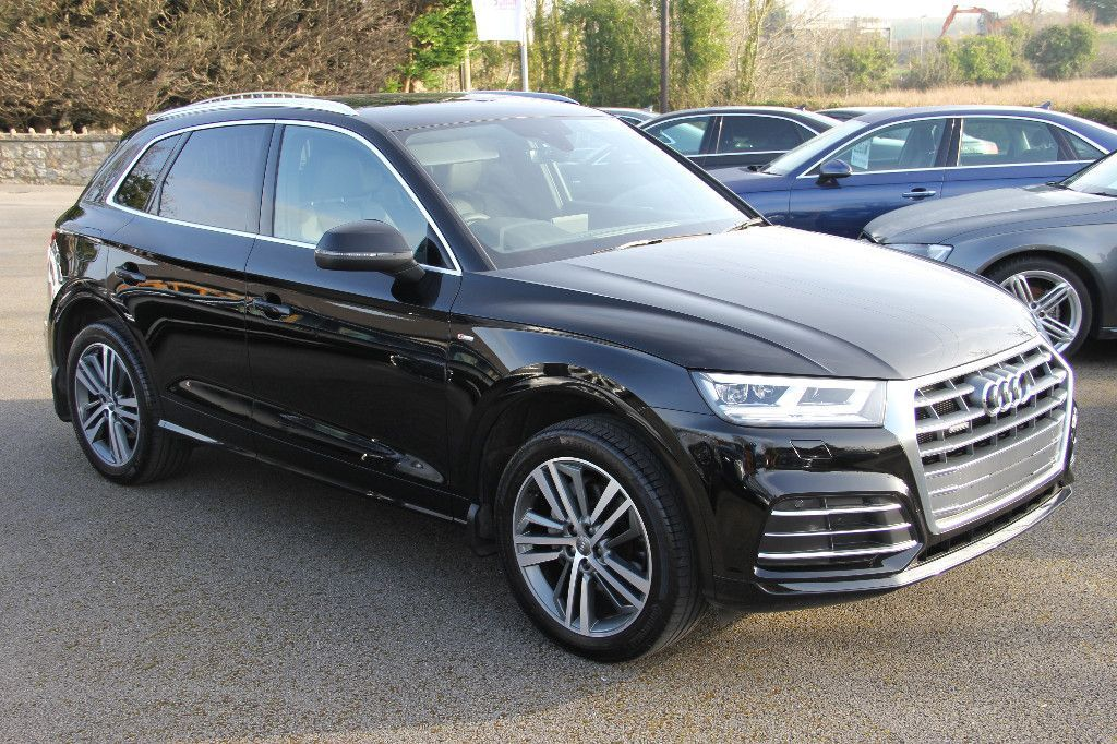 Audi Q5 S LINE QUATTRO S TRONIC ULTRA 190BHP * Finance available * Trade in welcome