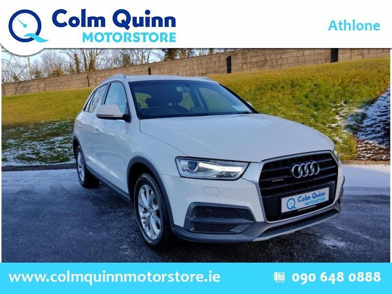 Audi Q3 2.0TDI 150 QUATTRO S-T SE 4