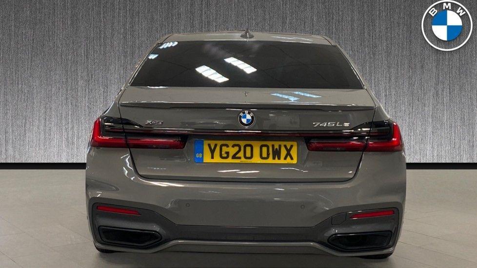 Image 15 - BMW 745Le xDrive M Sport Saloon (YG20OWX)