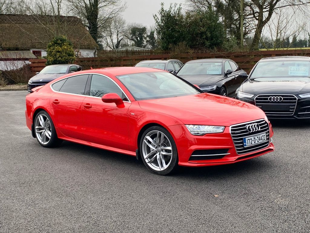 Audi A7 TDI S Line Quattro 272BHP Tech Pack * Fully Comprehensive warranty * Trade in welcome * Finance available