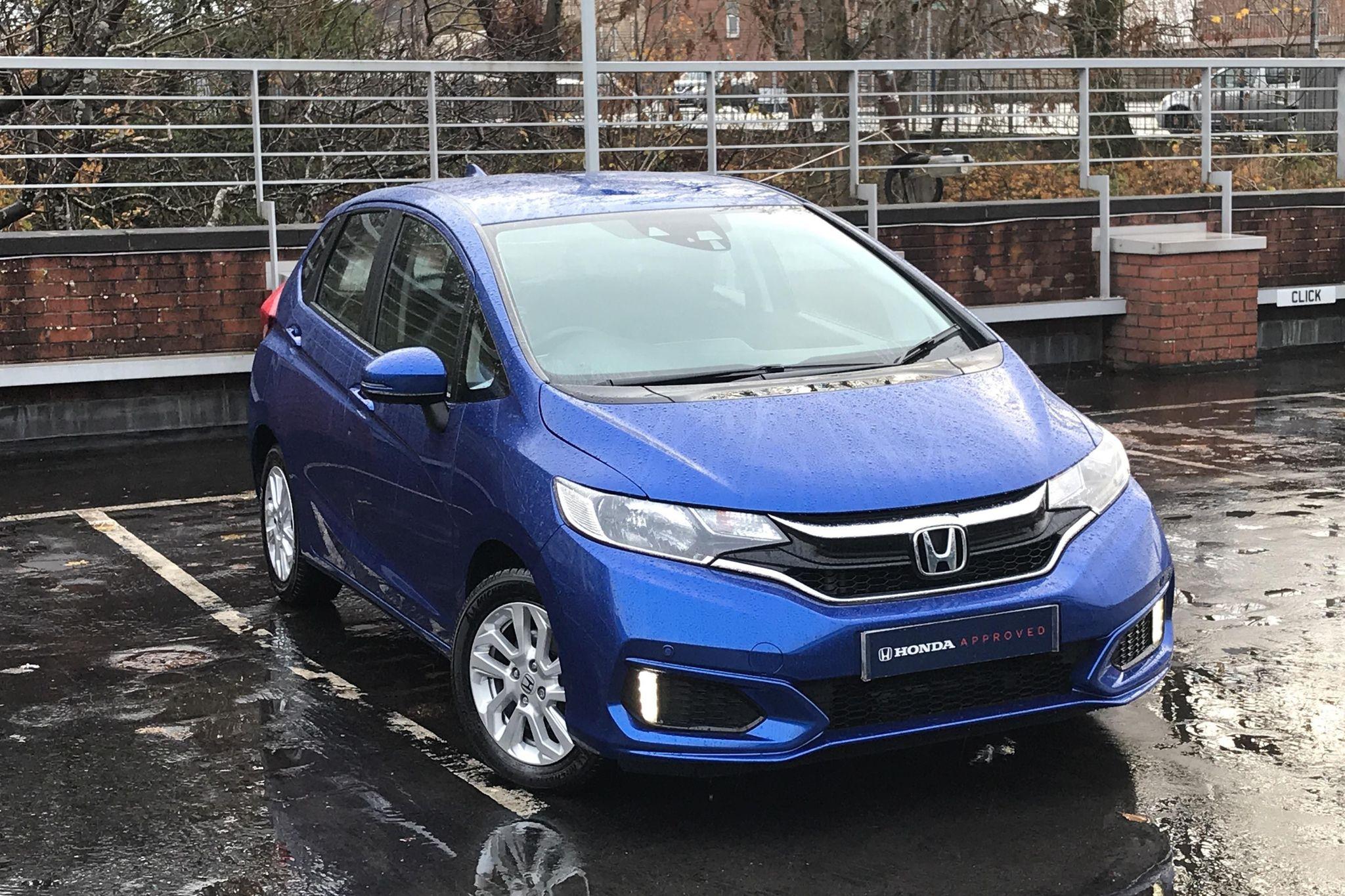 Honda Jazz 1.3 i-VTEC SE Navi (s/s) 5dr