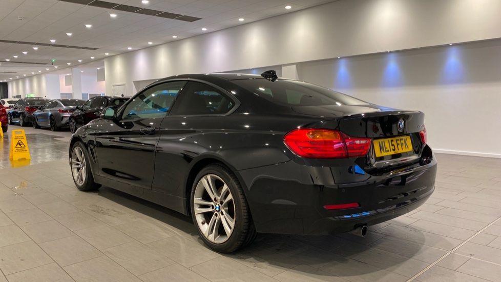 Image 12 - BMW 420d Sport Coupe (ML15FFK)