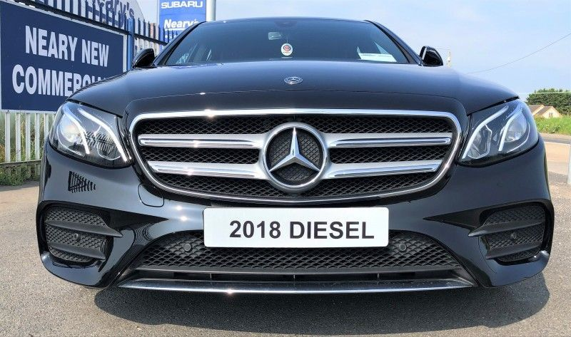 Used Mercedes-Benz E-Class AMG Line Premium 9G-Tronic Auto Start/Stop (2018 (181))