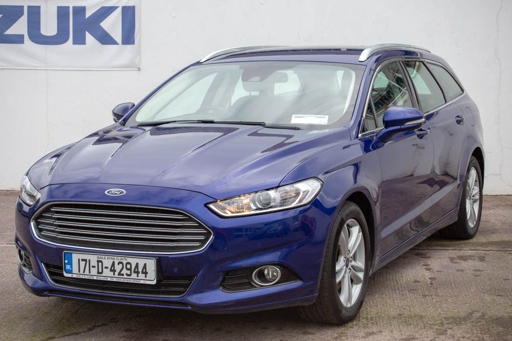 Used Ford Mondeo 1.5 TD 120PS M6 4DR estate (2017 (171))