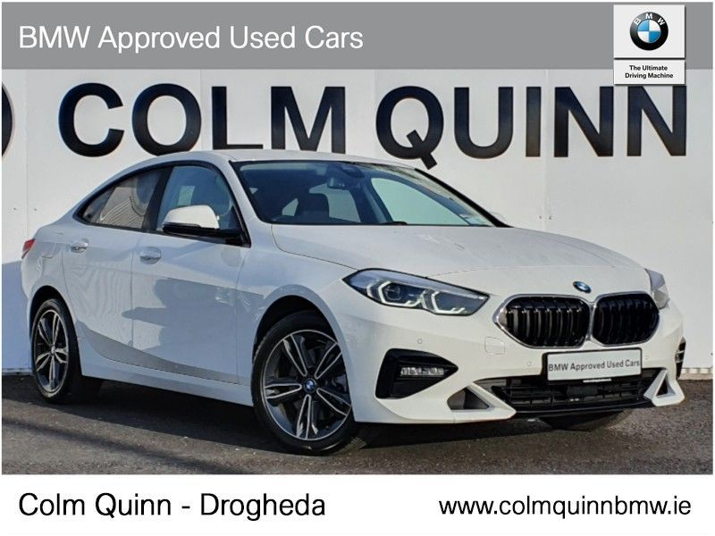 BMW 2 Series 218 SPORT4DR COUPE AUTO