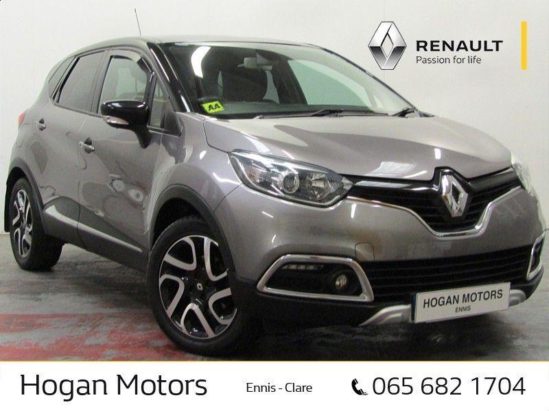 Renault Captur Auto Signature 1.5 Diesel