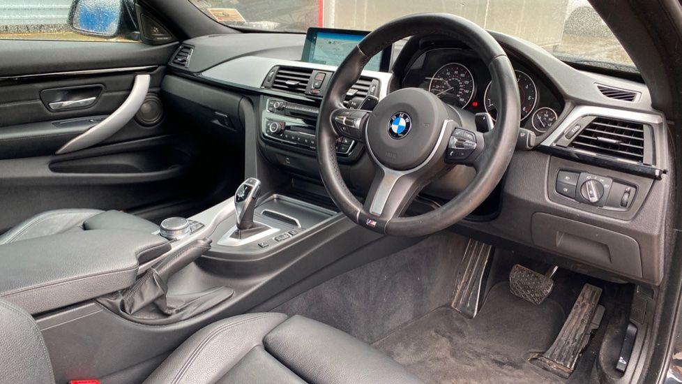 Image 5 - BMW 435d xDrive M Sport Coupe (YF17VNS)