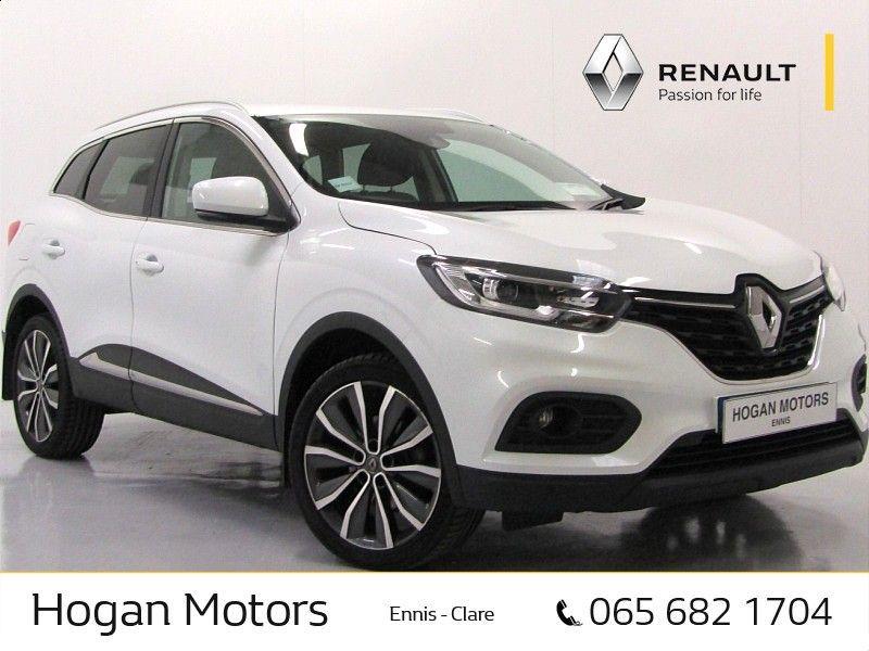 Renault Kadjar Iconic Diesel Sat Nav Reversing Camera & Sensors