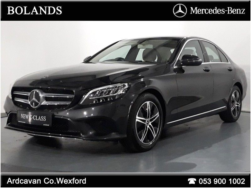 Mercedes-Benz C-Class C180 Auto with Advantage Pack & Smartphone Integration from €740 per month*