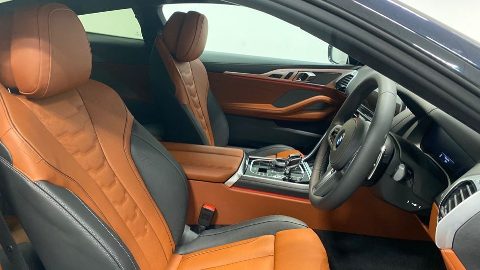 Image 11 - BMW 840i Coupe (PK20JWZ)