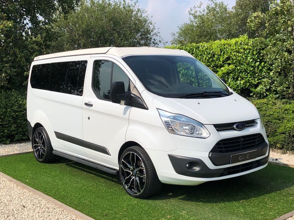 Used Ford Transit Custom Motorhomes For Sale Auto Trader Motorhomes