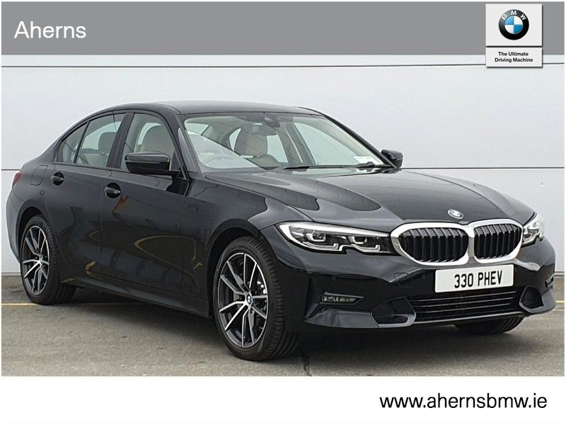 BMW 3 Series 330E Sport Saloon