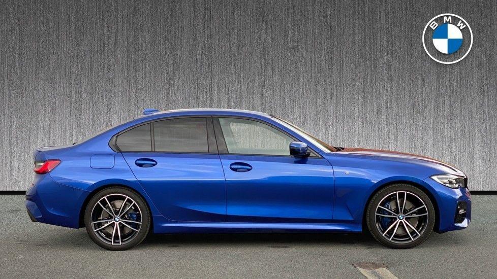 Image 3 - BMW 320d M Sport Saloon (YB69WNN)