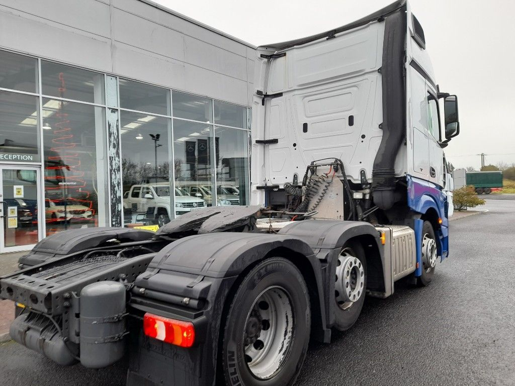 Used Mercedes-Benz Actros Tractor Unit 2545 6X2 Automatic New CVRT (2016 (161))