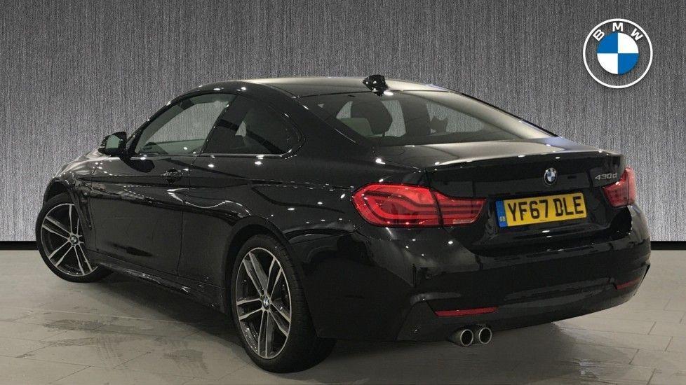 Image 2 - BMW 430d M Sport Coupe (YF67DLE)