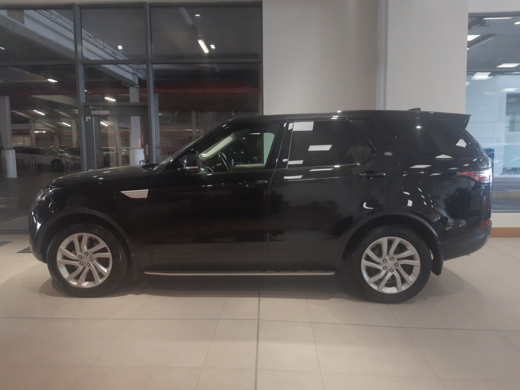 Used Land Rover Discovery HSE 2.0 AUTO ( TOP SPEC IN THE RANGE) (2018 (181))