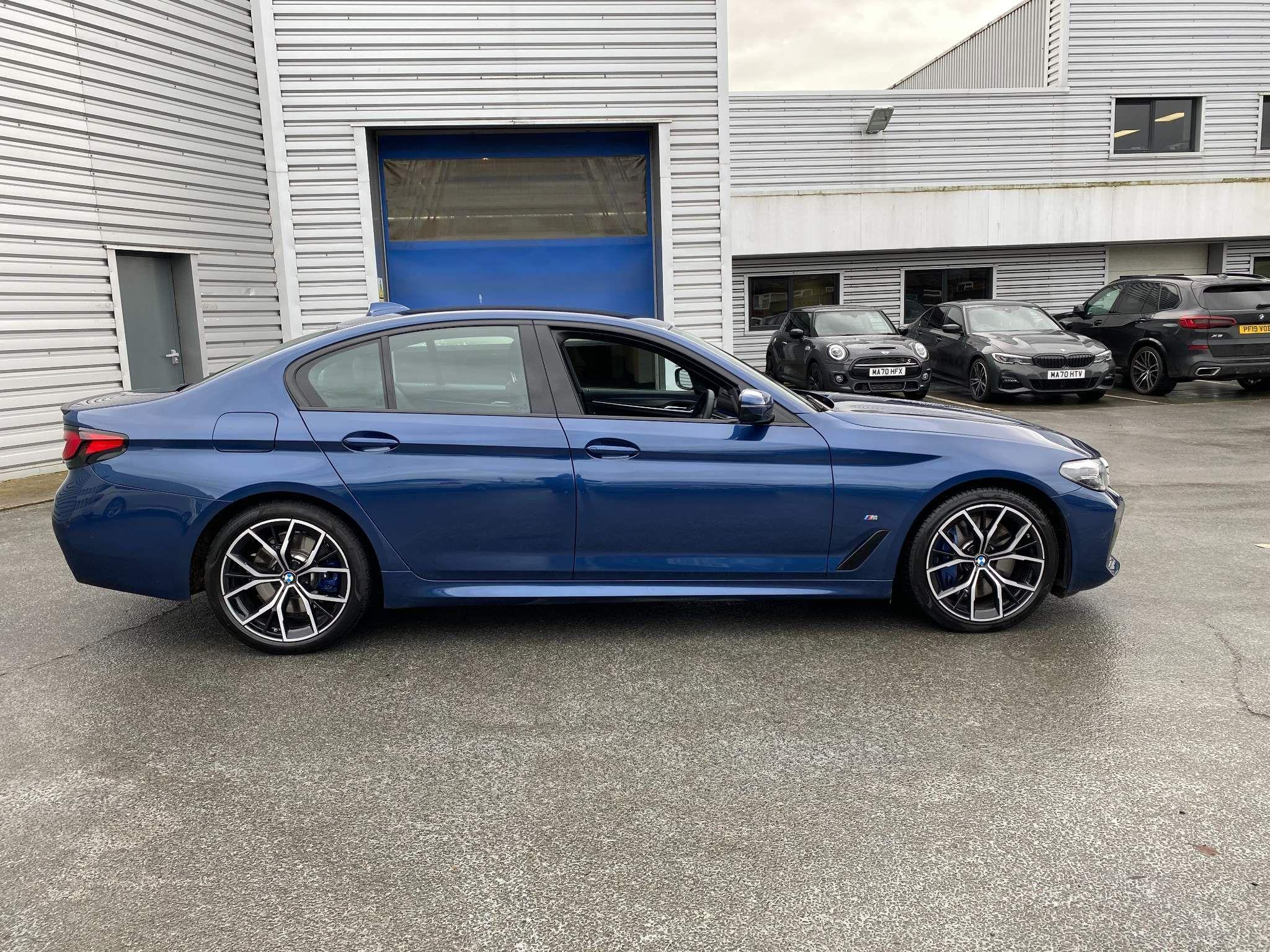 Image 3 - BMW 530d xDrive M Sport Saloon (MV70CGK)