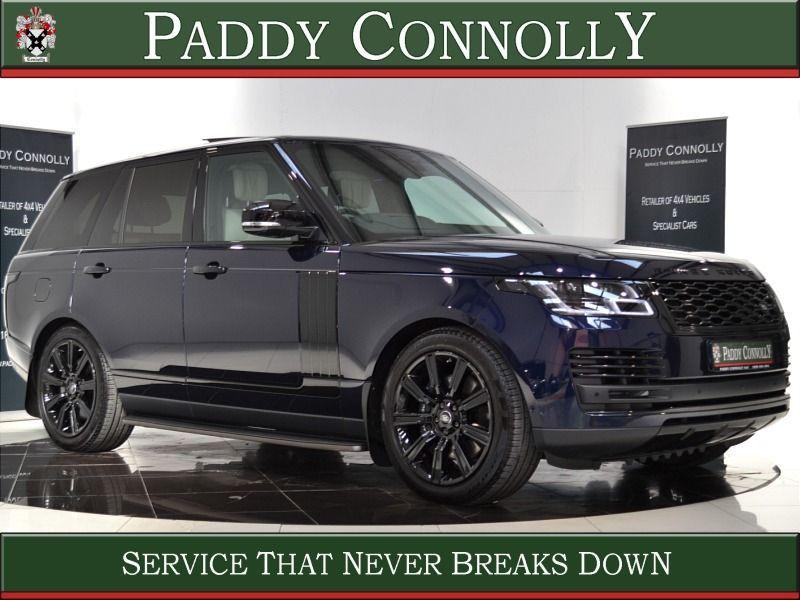 Land Rover Range Rover 201D *5 Seat N1 Busi.Class* AUTOBIOGRAPHY  P400E