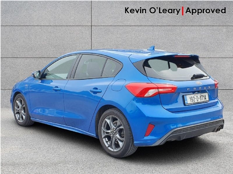 Used Ford Focus ST-Line 1.0T 4DR (2019 (192))
