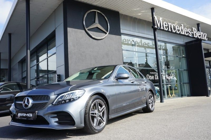 Mercedes-Benz C-Class **ALL NEW** 200p --EQ BOOST AMG SPORT--