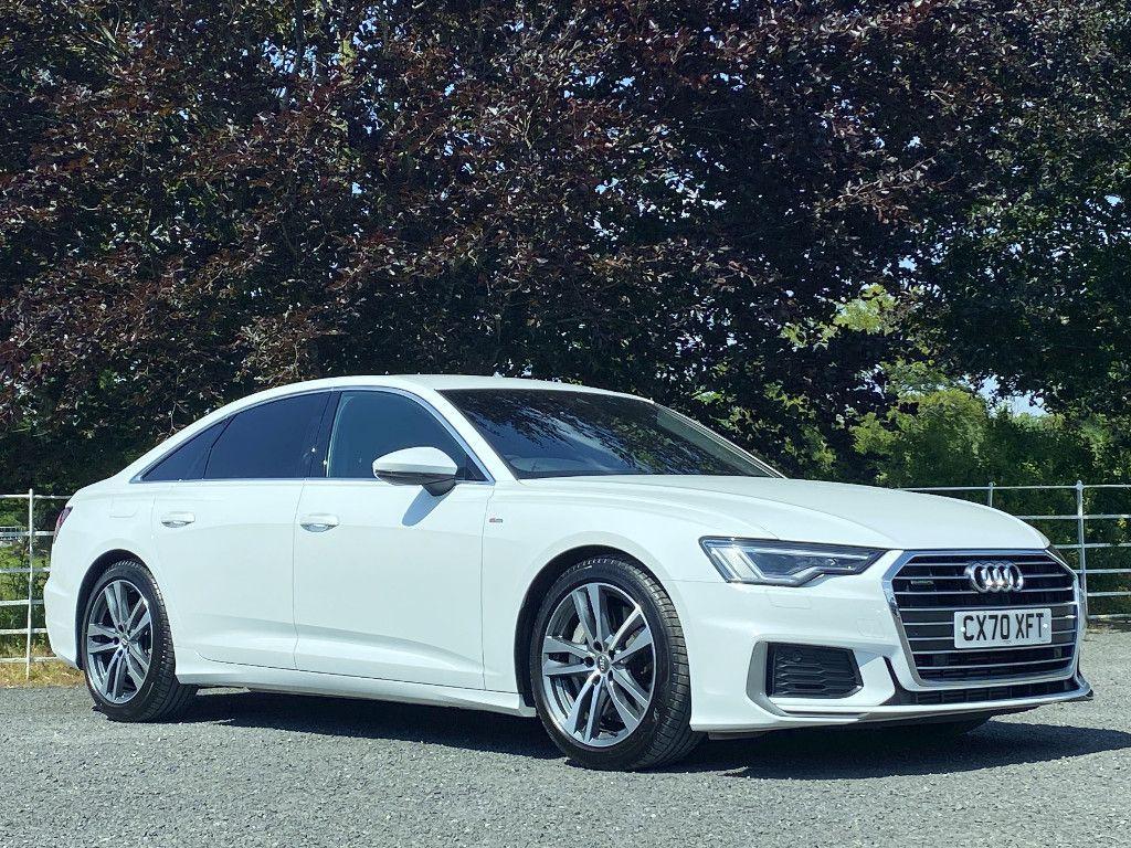 Audi A6 A6 S-LINE50TFSI E HYBRID QUATTRO
