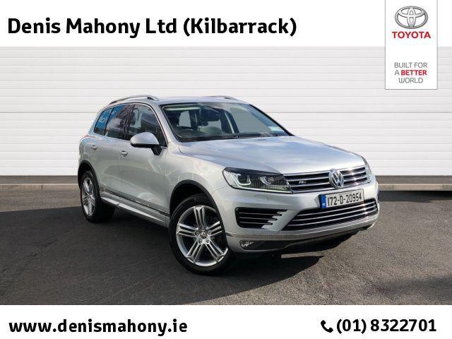 Volkswagen Touareg CV 3.0TDI 262BHP V6 @ DENIS MAHONY KILBARRACK