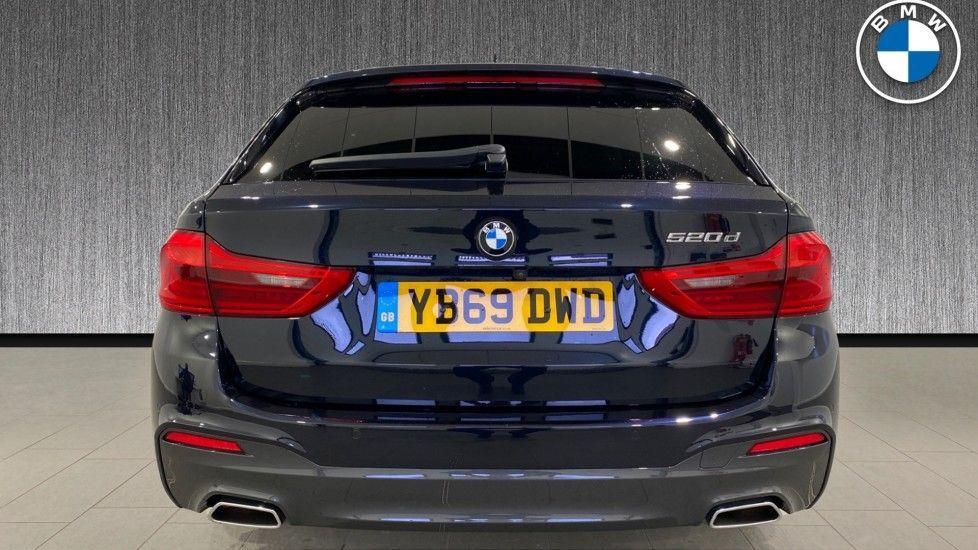 Image 15 - BMW 520d M Sport Touring (YB69DWD)