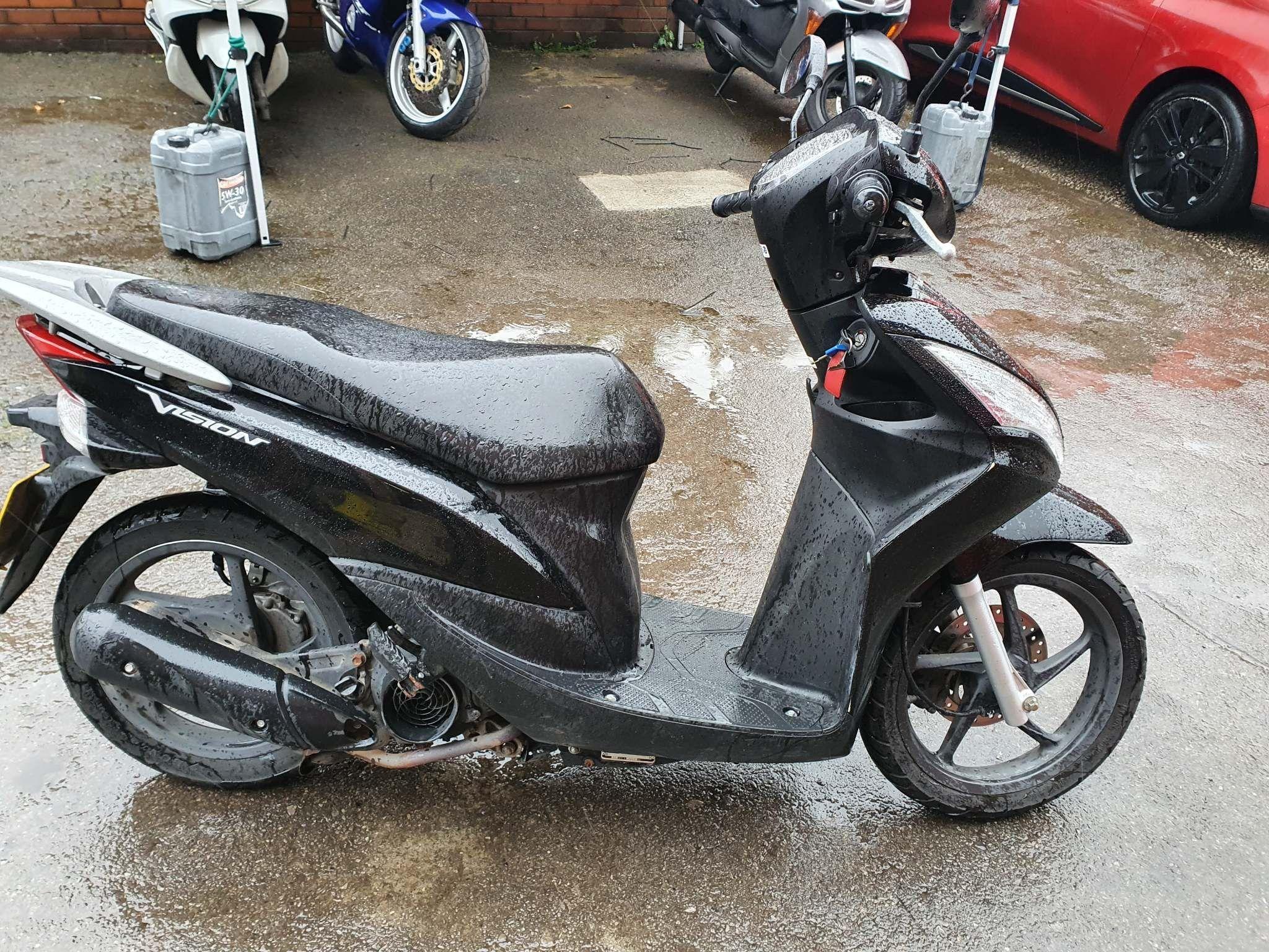 Honda Vision Bikes For Sale Autotrader Bikes