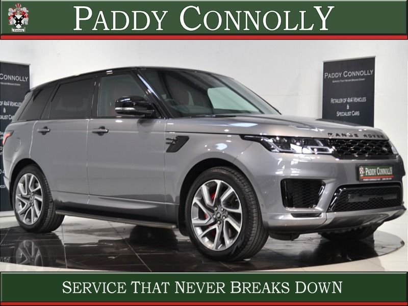 Land Rover Range Rover Sport 202D *5 Seat N1 Bus.Class* AUTOBIOGRAPHY