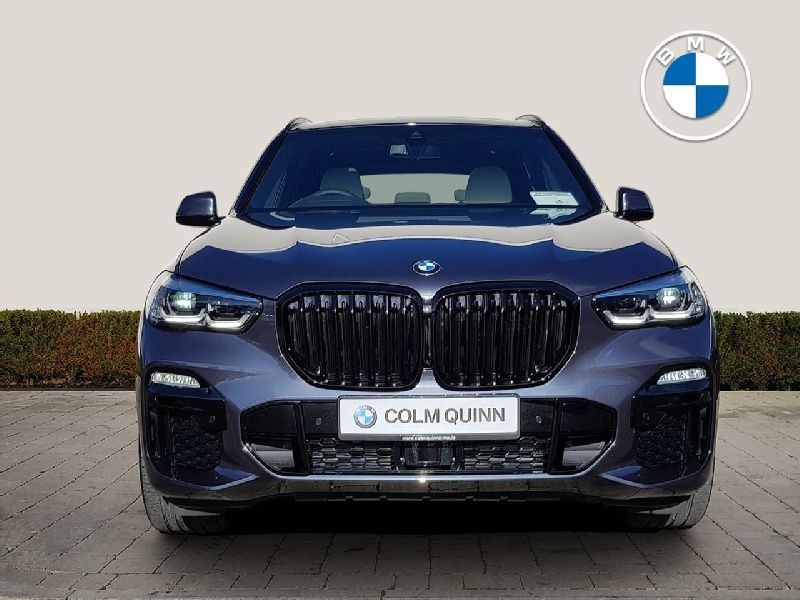 Used BMW X5 xDrive 40d M-Sport (2021 (211))