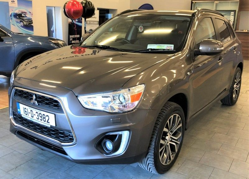 Mitsubishi ASX 1.6 2WD INSTYLE+ 4DR