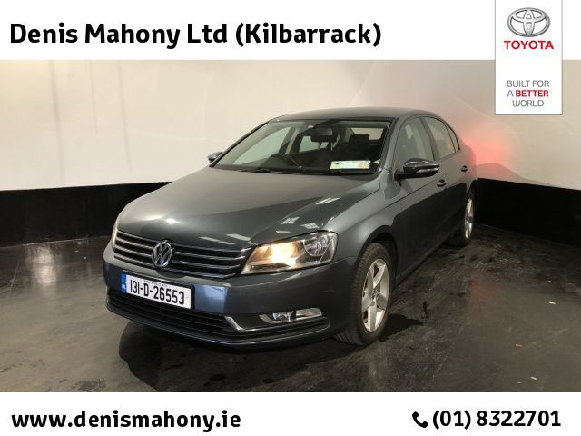Used Volkswagen Passat 1.6 TDI BLUEMOTION @ DENIS MAHONY KILBARRACK (2013 (131))