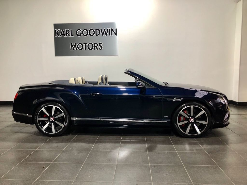 Used Bentley Continental GT 4.0 V8 S GTC (2017 (171))