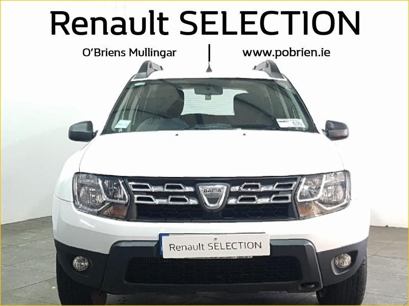 Used Dacia Duster ALTERNATIVE 1.5 DCI 110 (2018 (181))