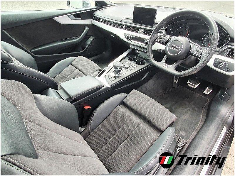 Used Audi A5 ** S LINE ** 35 TFSI ** STUNNING CAR ** HUGE SPEC ** TRINITY MOTORS ** (2019 (191))