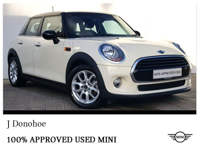 MINI Hatch 5-Door Hatch Cooper D